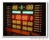 LED Cricket Scoreboard, Made of Iron, Customized Requirements are Accepted