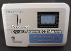 Digital Single Channel ECG Machine