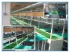 lamp & electronic products PVC assembly line(with independent working station)