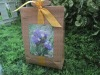 Paper Garden Bag,Garden kit,Garden Gift,Plants,Promotions,Craft Paper Bag with seeds and grow medium(G0901002)