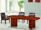 Top quality!Wooden veneer Office Furniture conference room Meeting Table