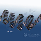 (TK-306) Rhinestone mesh, fancy net trimming