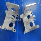 High Precise Aluminium cnc lathe machine parts
