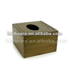 Bamboo restaurant napkin holder