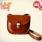 Business Leather Shoulder Bag for Men