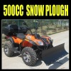EEC 500CC ATV 4x4 with snow plough
