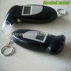 keychain style breathalyzer alcohol tester