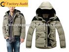 Latest man jacket~fashion duck down jackets for men 2012~winter jacket