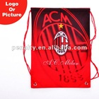 AC Milan Gym Drawstring Sports Backpack