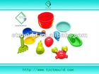 sand beach toy/playa del juguete injection mould