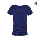 100% cotton beauty t shirts for women O-neck t shirt