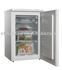 lock mini single door home freezer