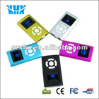 2012 Hot Sale Mini MP3 With 1 Inch Display