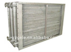 condenser for glove drying line