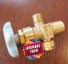 Oxygen valve, nitrogen cylinder valves