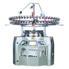 high speed ribwork knitting machine