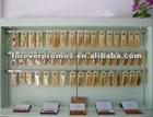Promotional Wood hair comb/High quality wood comb/plastic double pocket comb/Horn comb