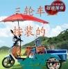 tricycle umbrella