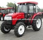 55 hp 4wheel drive farm tractor
