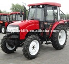 55 hp 4wheel drive farm tractor