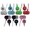silicone earplug