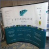 Large portable exhibition stand
