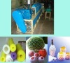 fruit/vegetable/bottle foam net extruder