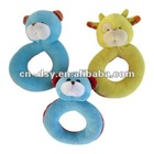 Baby Rattle Plush Toy