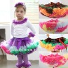 Christams Colorful Baby Dress Pettiskirt kid Clothes