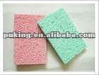 kitchen cleaning/sponge cushion/pu foam factory