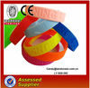 Cheap silicone bracelet with debossed logo