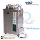 TRS-100L-120L VERTICAL PRESSURE STEAM STERILIZER