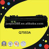 Brand new toner cartridge 7553a 53a for hp printer P2015 P2014 2015 2014 compaible hp printer cartridge 53a