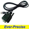 ROHS DB 9P Female to RJ11 4P male POS Terminal Cable