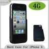 Half Cover Battery Case for iPhone 4