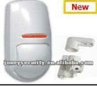 Alarm PIR detector with mount bracket