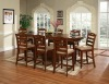 Hot Sale American Style Solid Wood dining tables