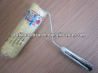 """Cheapest 9""""EU screw type steel handle paint roller brush Popular type in Middle East"""
