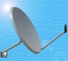 90CM Ku band satellite dish,satellite antenna