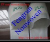pp nonwoven totel disposable slipper