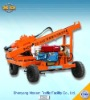 Fluid Drive Pile Driving Equipments