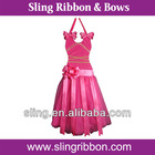 NEW Large Hot Pink Tutu Bow Holder/Mod Bow & Clip Holder