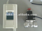 HOT!Home use gas detector with shut off valve