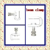 down-lead clamp drop wire clamp for pole wire beam clamp electric power line e type retaining ring