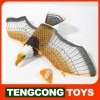 hot sale electronic eagle with music and light /can fly
