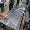 Galvanized corrugated iron plate