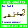 For Apple iPad 2 Power ON/OFF Flex Cable Repair Part Replacement