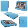 for kindle fire hd leather case-blue