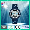 Classic Digital Complete Time Plastic watch