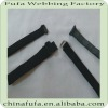 direct factory supply fabric knitted velcro straps for wristband